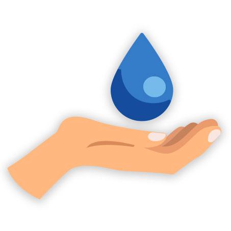 汚水物質の処理